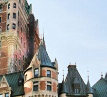 Chateau Frontenac Sticker