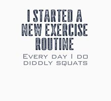 New Exercise Routine T-Shirt