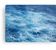 Caribbean Blue Metal Print