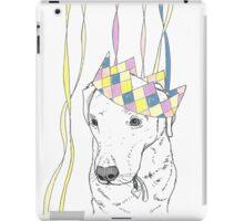 Party Animal ! Labrador iPad Case/Skin