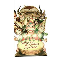 Avatar's Birthday Photographic Print
