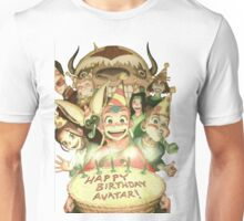 Avatar's Birthday Unisex T-Shirt