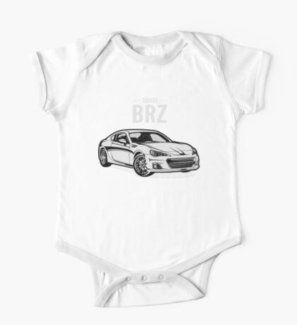 Subaru BRZ One Piece - Short Sleeve