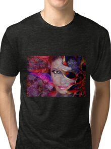 Boy so many colors... Tri-blend T-Shirt