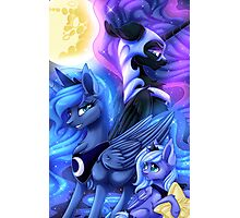 Princess Luna's Many Phases Photographic Print