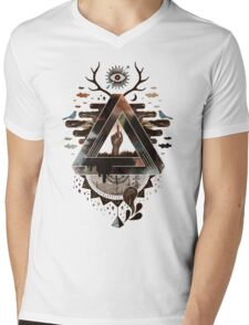 All Impossible Eye Mens V-Neck T-Shirt