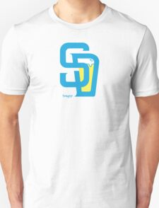 San Diego Baseball and Beer  Unisex T-Shirt