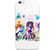 Who We Are - Gems and Humans iPhone Case/Skin