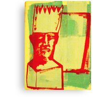 king ink Canvas Print