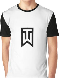 tiger woods logo Graphic T-Shirt