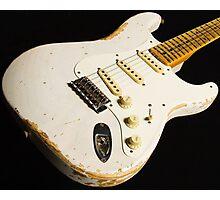 Stratocaster Photographic Print