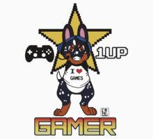 Gamer furBag Kids Tee