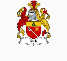 Kirk Coat of Arms / Kirk Family Crest Unisex T-Shirt