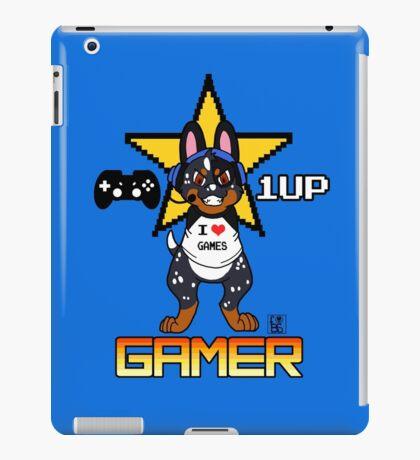 Gamer furBag iPad Case/Skin
