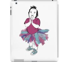 Joyful Mia iPad Case/Skin