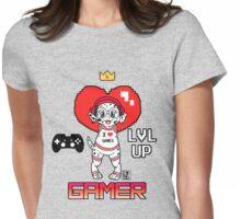 Gamer Girl furBag Womens Fitted T-Shirt