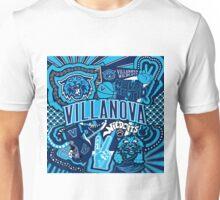 Villanova Collage Unisex T-Shirt