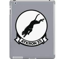 VA-35 The Black Panthers iPad Case/Skin