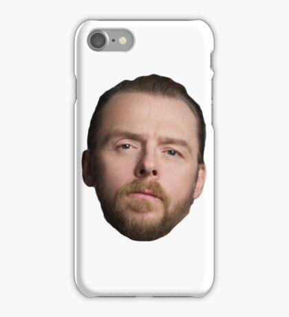 Simon Pegg iPhone Case/Skin