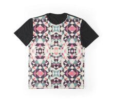 Retro Light Tribal Graphic T-Shirt