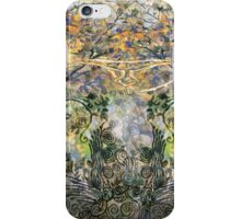 Fiddlehead, the dream in the forest iPhone Case/Skin