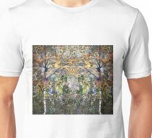 Fiddlehead, the dream in the forest Unisex T-Shirt