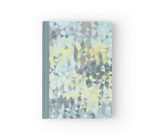 Spring Rain Tris Hardcover Journal
