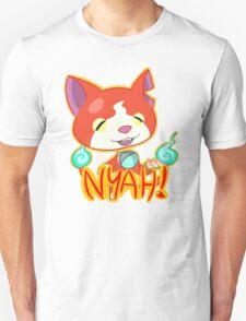 Jibanyan Yokai Watch, Nyah! T-Shirt