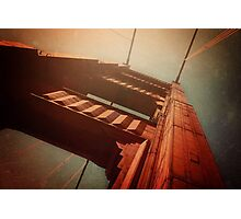 The Towering Golden Gate Photographic Print