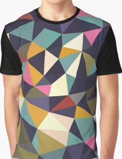 Retro Tris Graphic T-Shirt