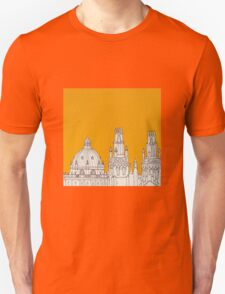 Oxford Rooftops Unisex T-Shirt