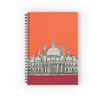 Sunset Pavilion Spiral Notebook
