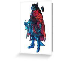 Drifter - Hyper Light Drifter Greeting Card