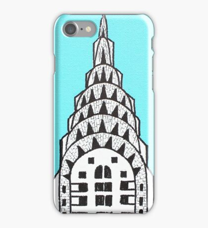 Chrysler iPhone Case/Skin