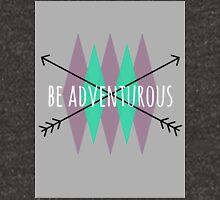 Be Adventurous Zipped Hoodie