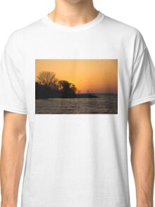 Greeting the Day in Flight  Classic T-Shirt