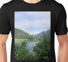 View Across the Fjord Unisex T-Shirt