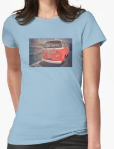 California Dreaming  Womens Fitted T-Shirt