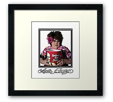 Aieta Buffet Framed Print