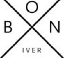 Bon Iver Sticker