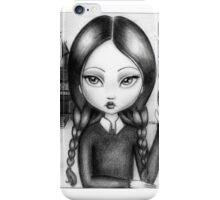 Wednesday Addams iPhone Case/Skin