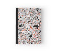 Volcano Dots Hardcover Journal