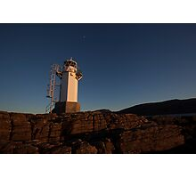 rhue lighthouse Photographic Print
