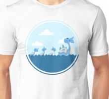 Lapras and kids Unisex T-Shirt