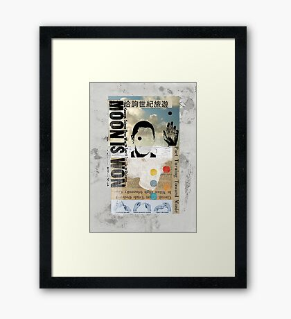 electrictapes Framed Print