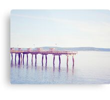 Ruston Way Metal Print
