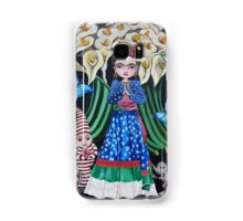 Princess Frida Samsung Galaxy Case/Skin