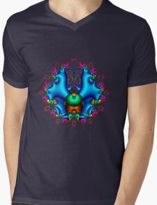 Guardian of the Void Mens V-Neck T-Shirt
