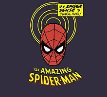 Retro Spiderman Spider Senses Spidey Shirt Unisex T-Shirt