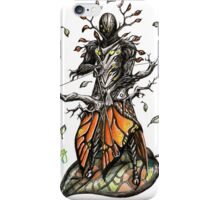 Warframe - Oberon Feyarch iPhone Case/Skin